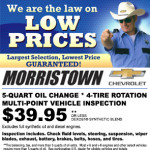 Morristown Chevrolet Ad 04202015