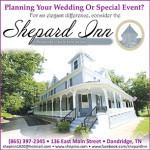 Shepard Inn events ad