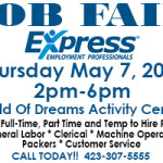 Express Employment JOB FAIR