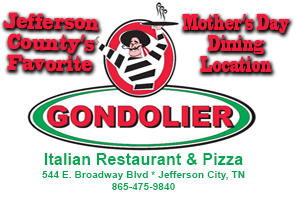 Gondolier Jefferson County Favorite Mothers Day Ad 03292015