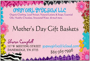 Gypsy Girl Mothers Day Ad 05012015