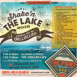 Shakin The Lake 2015