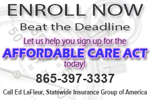 Ed LeFleur Statewide Insurance Affordable Health Insurance 1 11012015