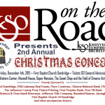 Knoxville Symphony Orchestra Christmas Concert 2 2015