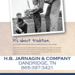 HB Jarnagin Insurance 04212016 Auto-Owners Ad Baseball