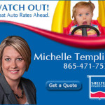 Michelle Templin Shelter Insurance Ad 04192016