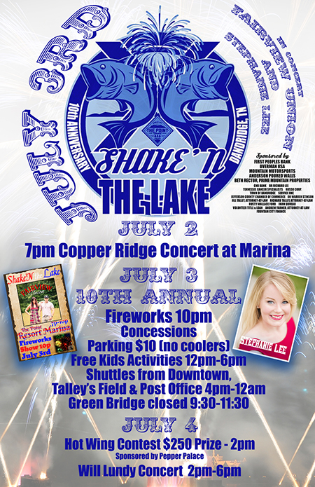 Shakin The Lake 2016 July 3 Ad 06202016