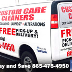 Custom Care Cleaners July 4th 2016
