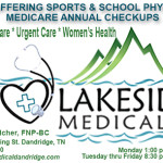 Lakeside Medical Sports School Medicare 160 Ad