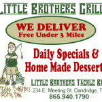 Little Brothers Grill And Tackle Box