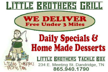 Little Brothers Grill And Tackle Box 450