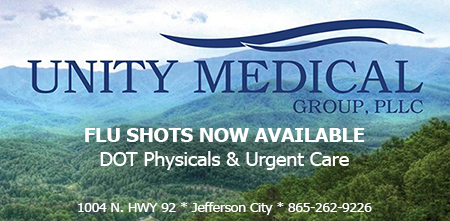 Unity Medical Group Flu Shots 2016
