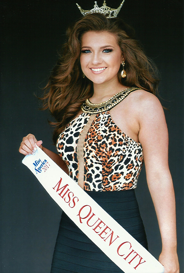 Chloe Hubbard, Miss Queen City