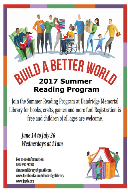 Dandridge Memorial Reading Program