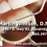 Martin Whitson DDS Ad 05212017