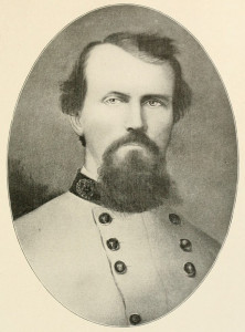 Confederate Major General Nathan Bedford ForrestPublished 1911