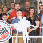 Southern Charm Kitchen Ribbon Cutting feature 08032017