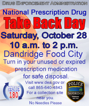 Prescription Take Back Day 2017