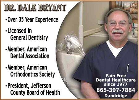 Dale Bryant DDS Christmas Ad