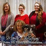 Jill Talley Christmas Ad 2