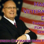 Mark potts vets day ad