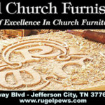 Rugel Church Furnishings Christmas 2017 Ad