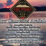 The Point Dandridge New Campsites 11152017