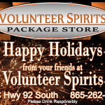 Volunteer Spirits Holiday 2017
