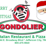 Gondolier Christmas 2017 Ad