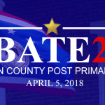 Jefferson County Post Primary Debate 2018 1 01082018