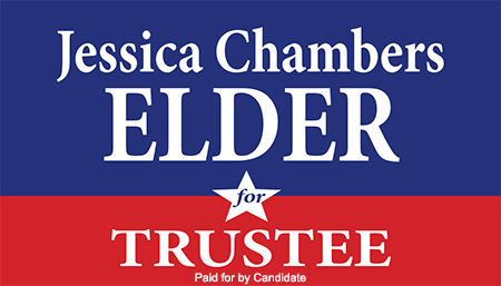 Jessica Chambers Elder Campaign Car.indd