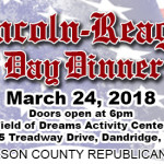 Lincoln Reagan Dinner 2018