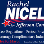 Rachel Niceley For County Mayor 450