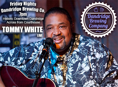 Tommy White Dandridge Brewing Co Ad 05072018