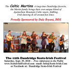 Dandridge Scots-Irish Festival 2018 Celtic Martins T1