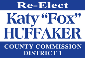 Katy-Huffaker-County-Commission 07042018