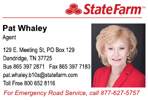 Pat Whaley State Farm Memorial Day