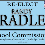 Randy Bradley for School Commisioner 070218