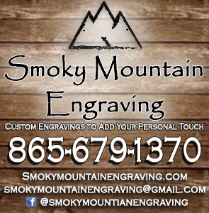 Smoky Mountain Engraving 2