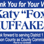 Katy Huffaker Thank You Ad 08092018