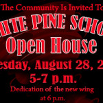 White Pine School Open House 08242018