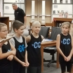Jefferson Elementary Cross Country Team Back From Successful Tournament