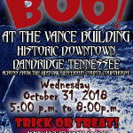 Boo At Vance Building 2018