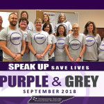Speak Up and Save Lives 2018