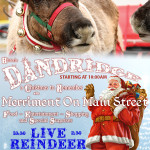 Christmas In Dandridge Poster Jefferson County Post 2018