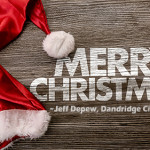 Jeff Depew Alderman Dandridge City Council Merry Christmas