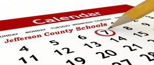 Jefferson County School Calendar 2020 2019 2020 Jefferson County Schools Calendar – Includes Full Week